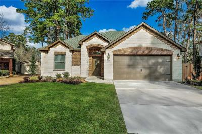 Humble Single Family Home For Sale: 19048 Runners Lane