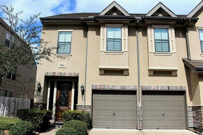 Houston Condo/Townhouse For Sale: 11606 Royal Oaks Xin