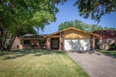 Friendswood Single Family Home For Sale: 17126 Barcelona Drive