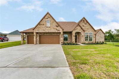Conroe Single Family Home For Sale: 5904 Oak Leaf Ct