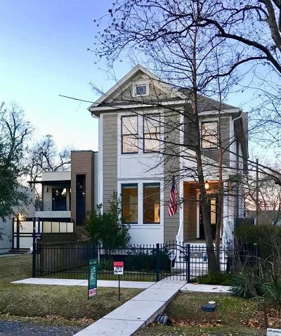 Houston Single Family Home For Sale: 425 W 27th Street
