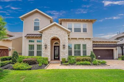 Sugar Land Single Family Home For Sale: 1014 Oyster Bank Circle