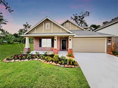 New Caney Single Family Home For Sale: 23741 Juniper Valley Lane