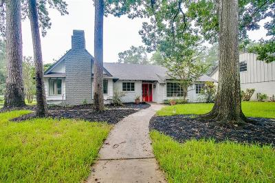 Houston Single Family Home For Sale: 10003 Briar Drive