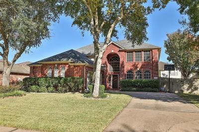 Sugar Land Single Family Home Pending Continue to Show: 16515 Beewood Glen Court
