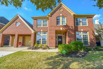 Sugar Land Single Family Home For Sale: 2206 Clawson Falls Lane
