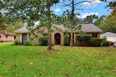 Conroe Single Family Home For Sale: 752 Charter Oaks Drive