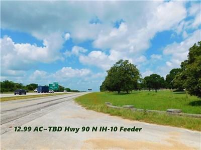 Residential Lots & Land For Sale: 0 Tbd Us Hwy 90 Ih-10 N Feeder