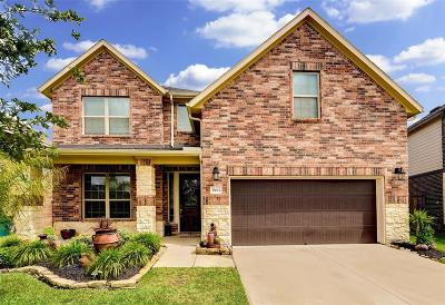 Pearland Single Family Home For Sale: 3913 Ginger Fields Court
