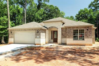 Single Family Home For Sale: 450 Deep Dale Lane