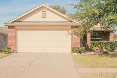 Tomball Single Family Home For Sale: 12226 Lavon Dr