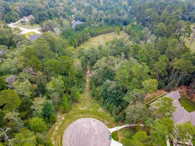Conroe Residential Lots & Land For Sale: 1928 Autumn Ridge