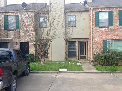 Brookshire Condo/Townhouse For Sale: 1019 Franklin Street