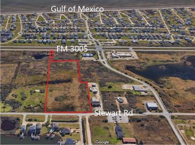 Galveston Residential Lots & Land For Sale: Tract 29 Stewart Road