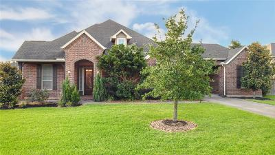 Tomball Single Family Home For Sale: 24718 Waterstone Estates Circle S