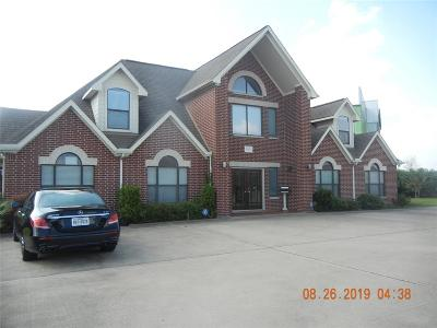 Houston Single Family Home For Sale: 10400 Main Street