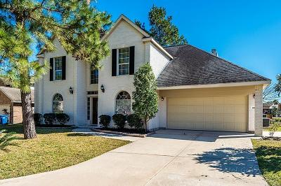 Humble Single Family Home For Sale: 18610 Bluewater Cove Drive