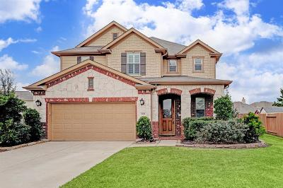 Katy Single Family Home For Sale: 3111 Sachse Court