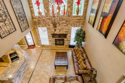Pearland Single Family Home For Sale: 12312 Evening Bay Drive