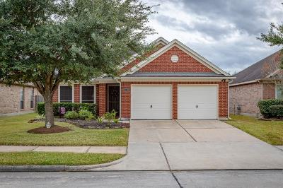 Humble Single Family Home For Sale: 9226 Tracelawn