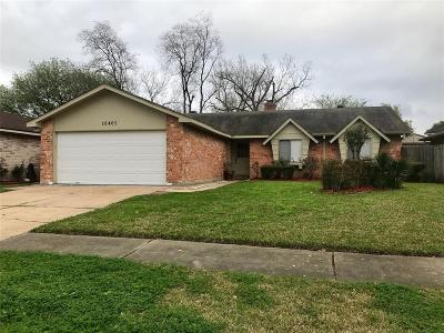 Sugar Land Single Family Home For Sale: 10407 Townhall Lane