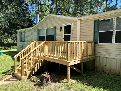 Magnolia Single Family Home For Sale: 30702 Lakes Edge