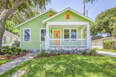 Galveston Single Family Home For Sale: 2315 44th Street