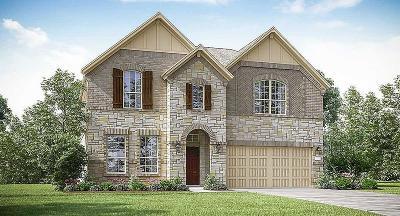 Richmond Single Family Home For Sale: 23326 Bingum Pass Drive
