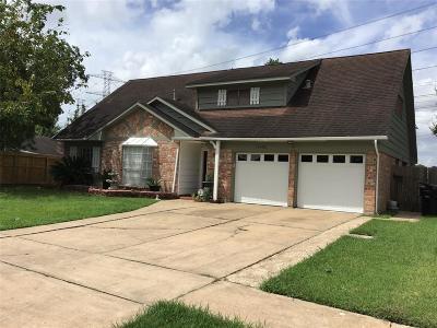 Houston Single Family Home For Sale: 10606 Amblewood Drive