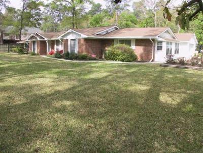 Harris County Single Family Home For Sale: 2602 Creekhickory Road
