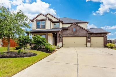 Fulshear Single Family Home For Sale: 5403 Little Creek Court