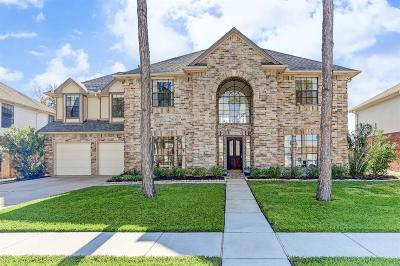Sugar Land Single Family Home For Sale: 14215 Ragus Lake Drive