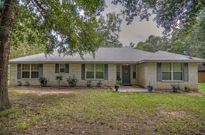 Montgomery Single Family Home For Sale: 25941 Fawn Forest Road