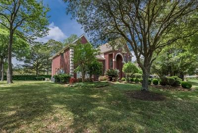 Houston Single Family Home For Sale: 14219 Hansons Creek Court