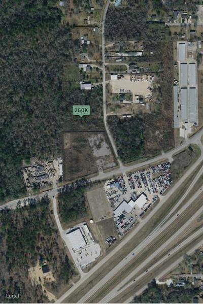 Crosby Residential Lots & Land For Sale: 610 McKinney Lane