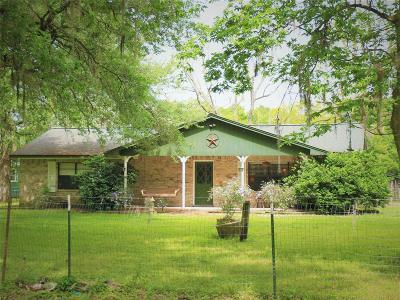 Wharton County Farm & Ranch For Sale: 2410 Garrett Court