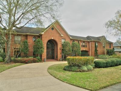 Friendswood Single Family Home For Sale: 411 Carriage Creek Lane