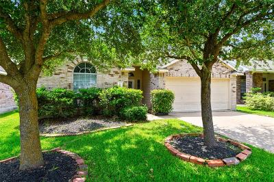 Katy Single Family Home For Sale: 5907 Coyote Echo Drive