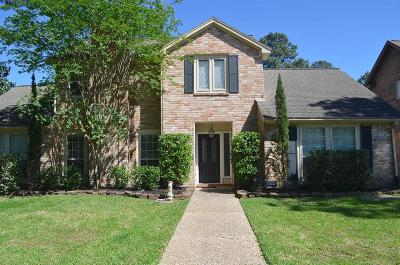 Spring Single Family Home For Sale: 8803 Herts Road