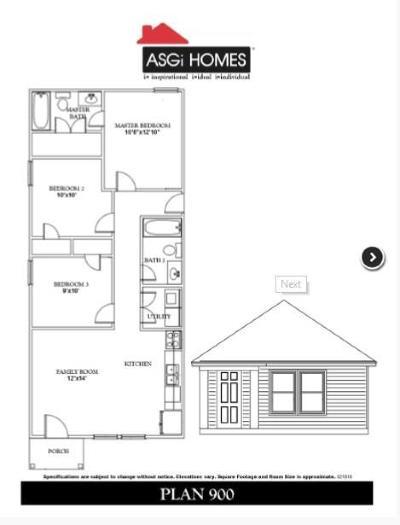 Montgomery Single Family Home For Sale: 16658 E Hammon