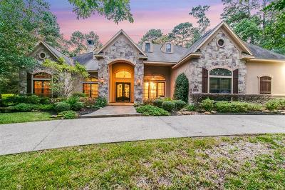 Conroe Single Family Home For Sale: 10236 Paradise Valley