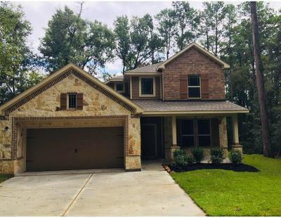 Houston Single Family Home For Sale: 915 Carriage View Lane Lane