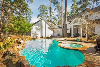 The Woodlands Single Family Home For Sale: 20 Tanager Trail