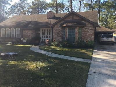 Spring Single Family Home For Sale: 22815 Bayleaf Drive