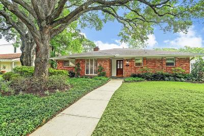 Houston Single Family Home For Sale: 5650 Cheena Drive