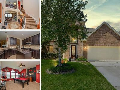 Pearland Single Family Home For Sale: 2704 Night Song Drive