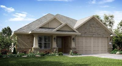Cypress Single Family Home For Sale: 9030 Thunder Acres Drive
