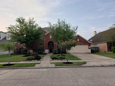 Fort Bend County Single Family Home For Sale: 23614 Whispering Wind