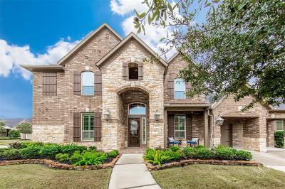Fulshear Single Family Home For Sale: 6122 Fayette Springs Lane