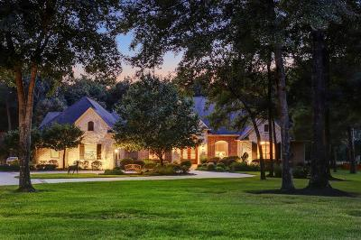 Magnolia Single Family Home For Sale: 37823 Canyon View Court